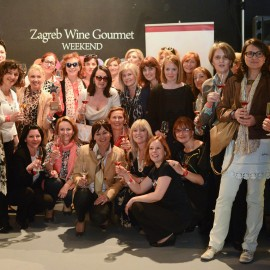 Zagreb Wine Gourmet 2013