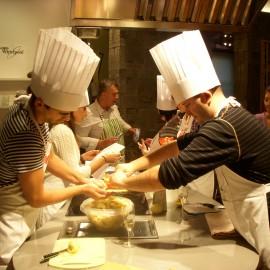 Kulinarski teambuilding 2011